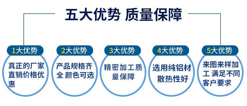 深圳管热插片散热器优势